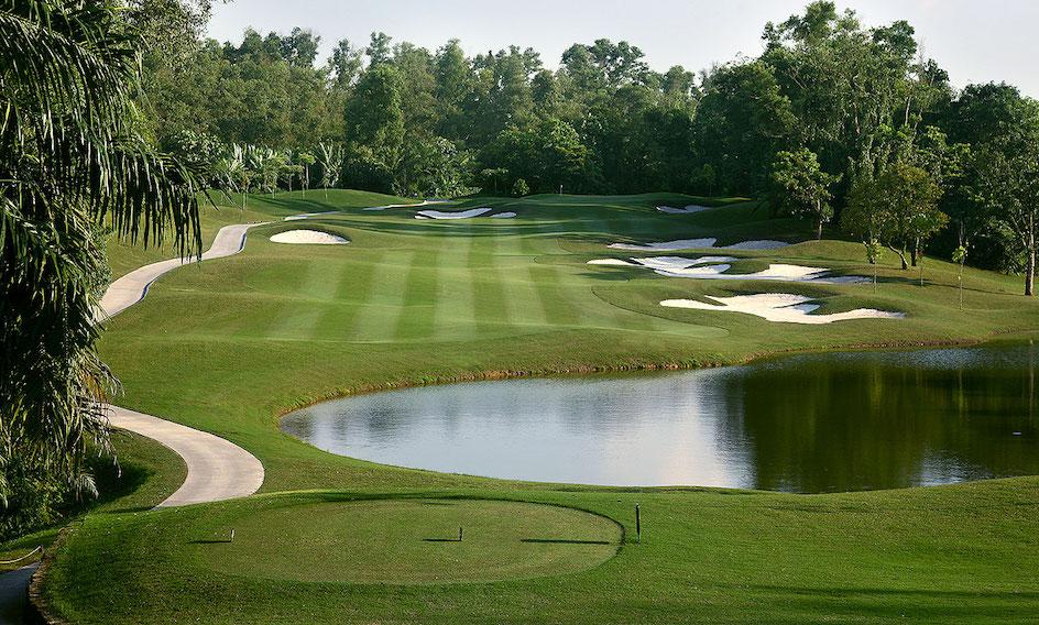 Saujana Golf & Country Club , golf in Malaysia