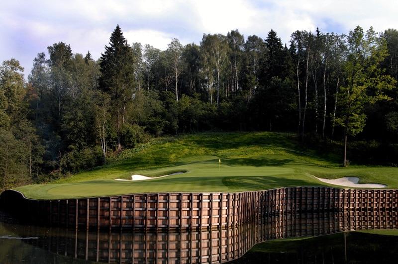 Tseleevo Golf Club, a Nicklaus golf