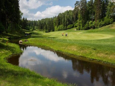 Tseleevo Golf & Polo Club