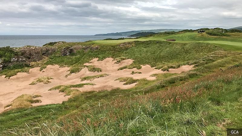 Turnberry golf, golf in scotland