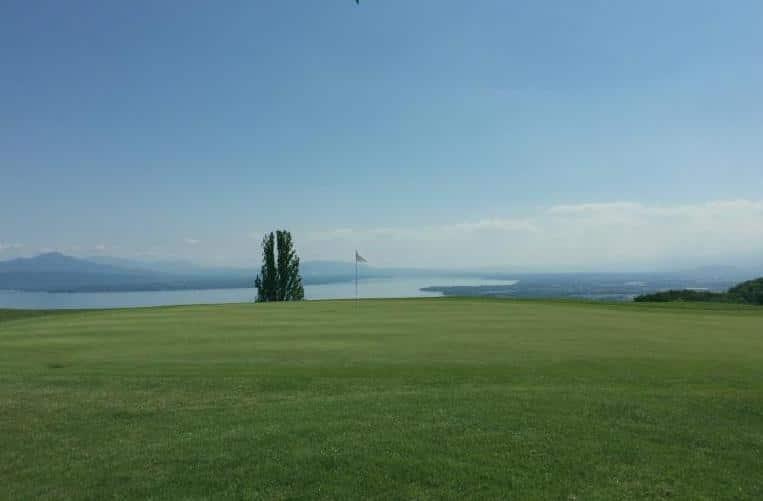 Golf Parc Signal de Bougy