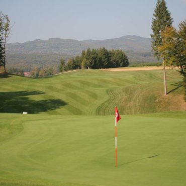 golf in Slovenia