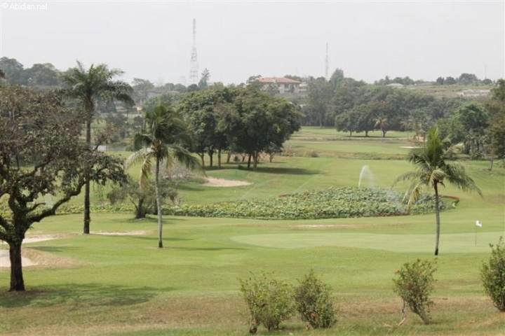 Ivoire Golf Club