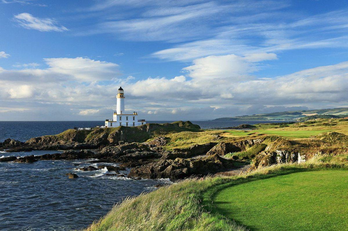 Trump Turnberry, golf in Scotland