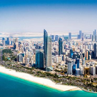 golf in Abu Dhabi