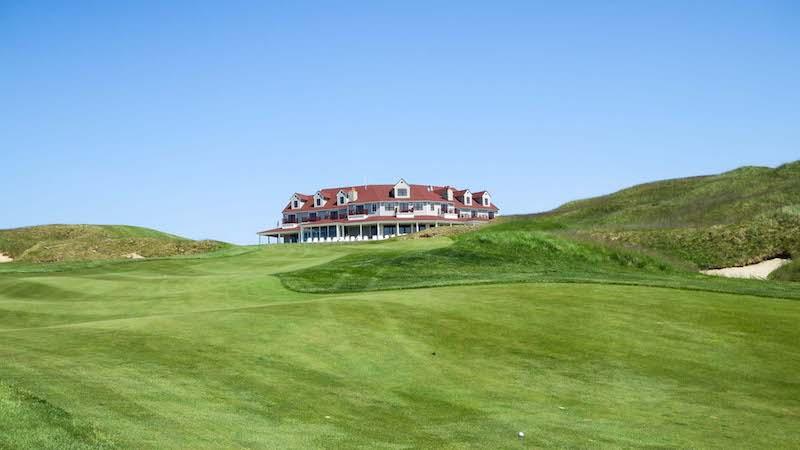 Arcadia Bluffs Golf Club, michigan golf