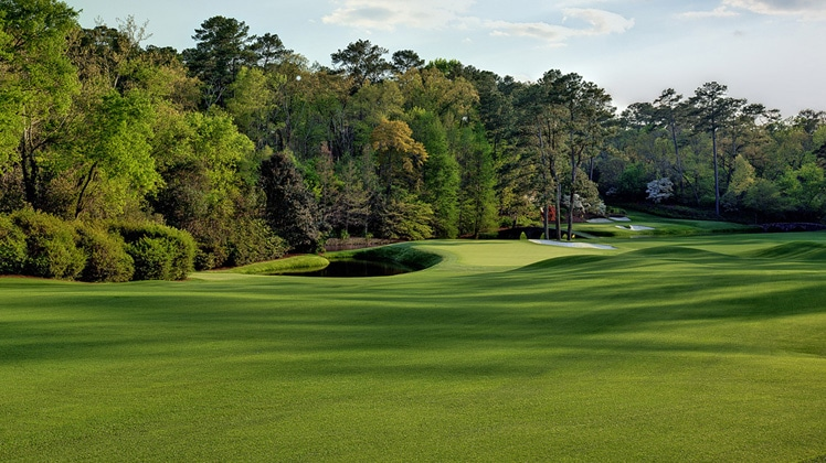 Augusta National Golf Club, Masters