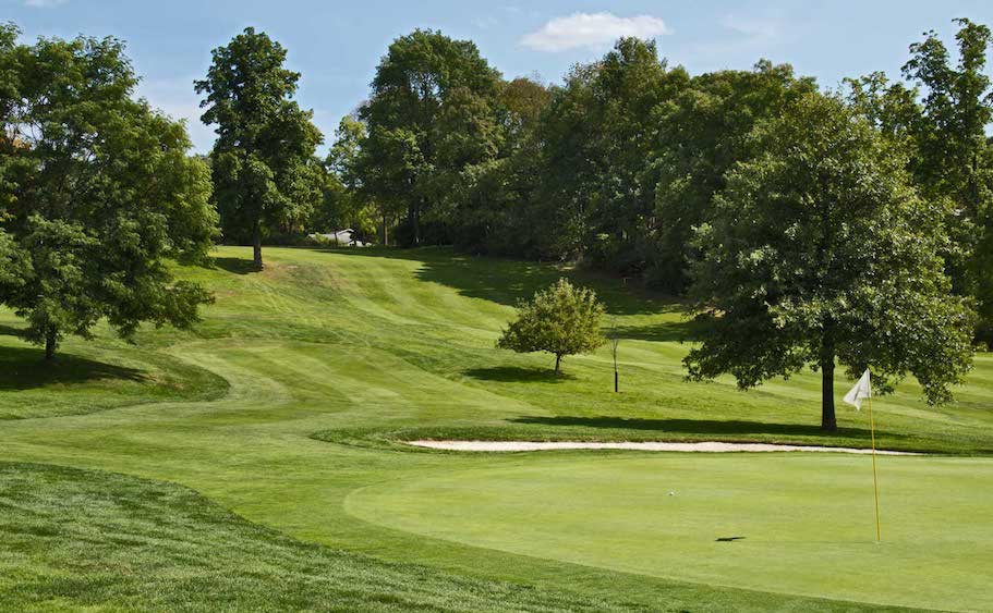 Bartlett Country Club golf in New York