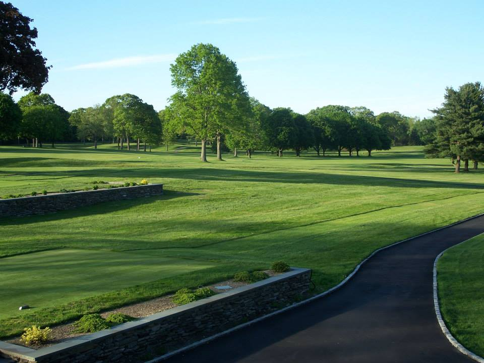Brookville Country Club, golf in new york