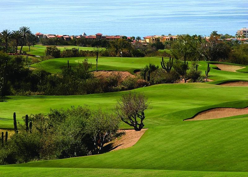 Cabo Real Golf Club , mexico golf