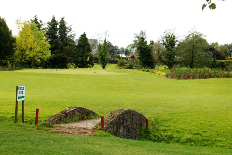 County Longford Golf Club, ireland golf