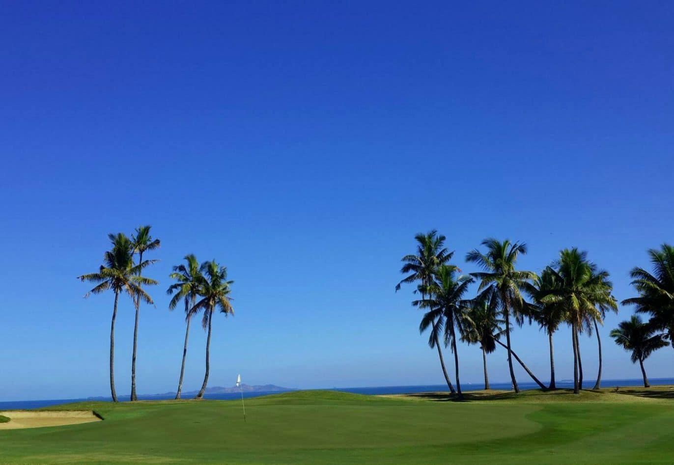Denarau Golf & Racquet Club, golf in fiji