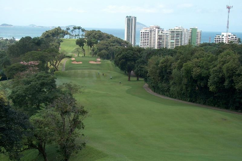Gávea Golf & Country Club, rio golf