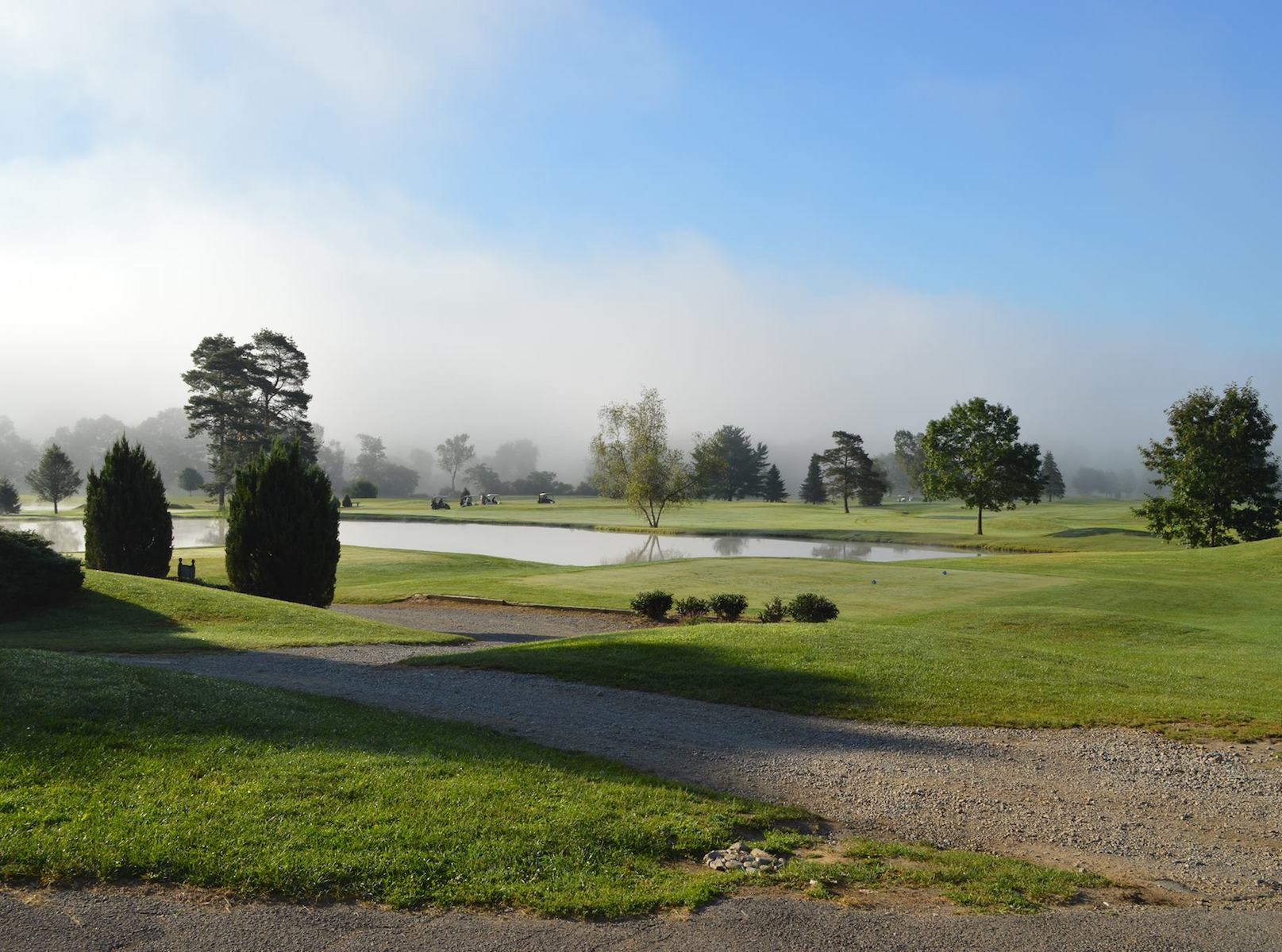 Genegantslet Golf Club