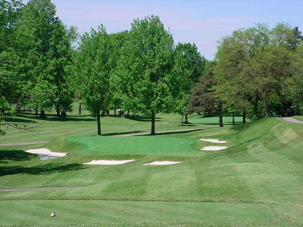Irondequoit Country Club, golf in New York