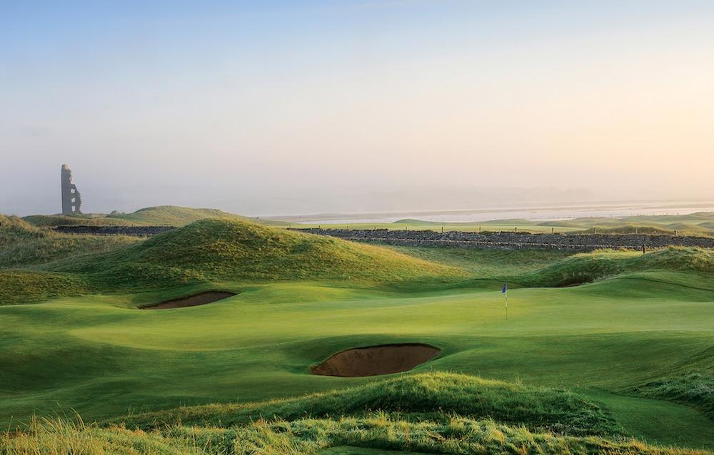 Lahinch Golf Club, links, ireland golf