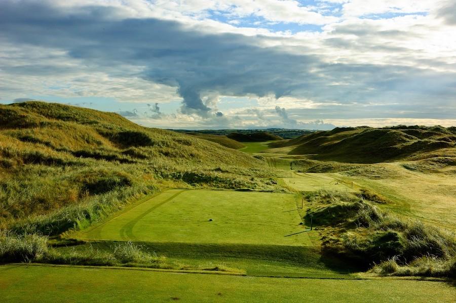 Lahinch Golf Club, golf in ireland