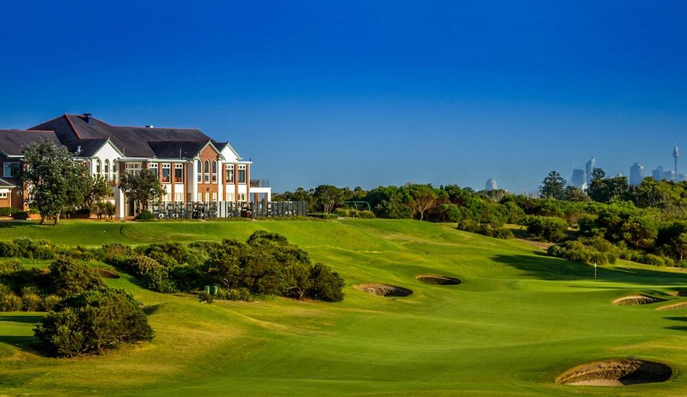 New South Wales Golf Club, golf in Australia