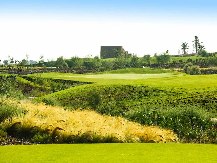 Noria Golf Club, golf in morocco