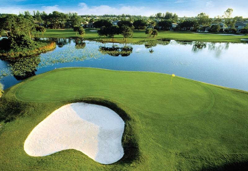 PGA National, tom Fazio, golf in florida