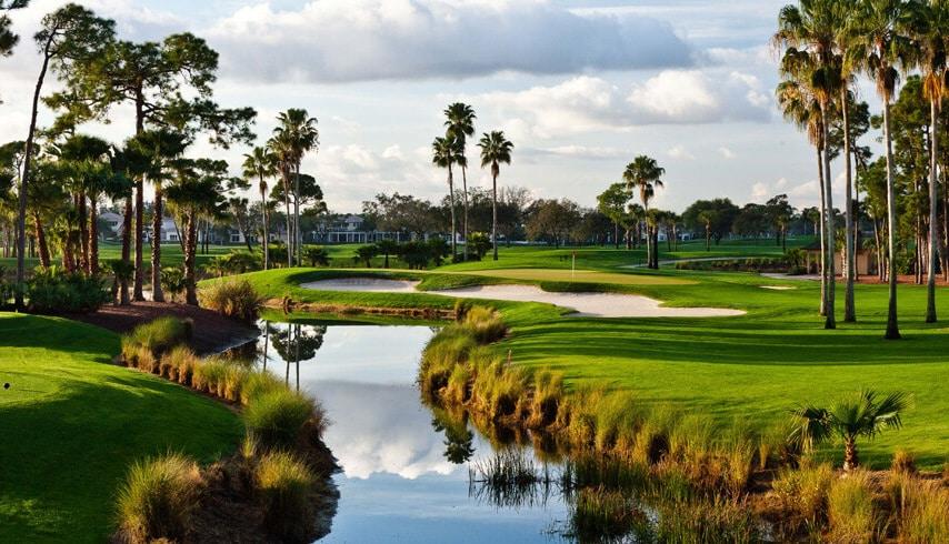 PGA National, golf in Florida