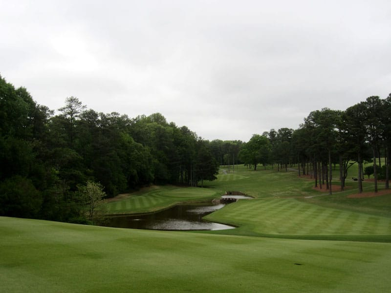 Peachtree Golf Club, golf in georgia