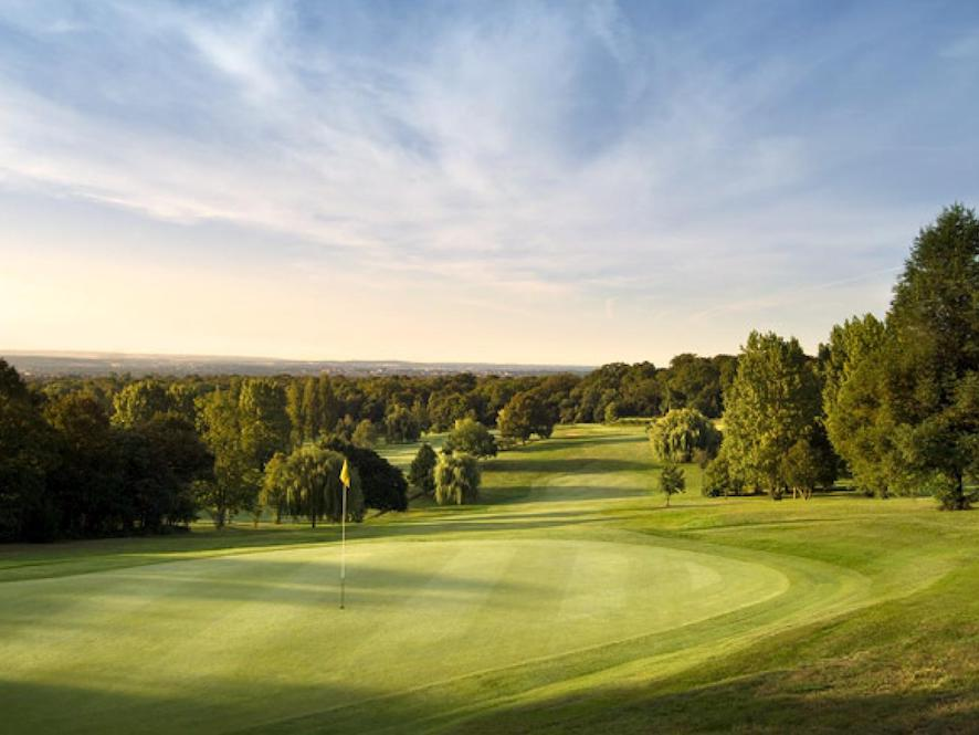 Shooters Hill Golf Club golf in england london