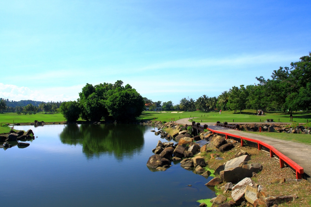 Sutera Harbour Golf & Country Club , golf in malaysia