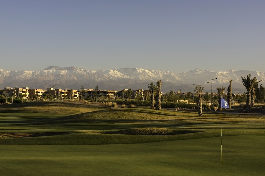 The Montgomerie Marrakech, golf in morocco