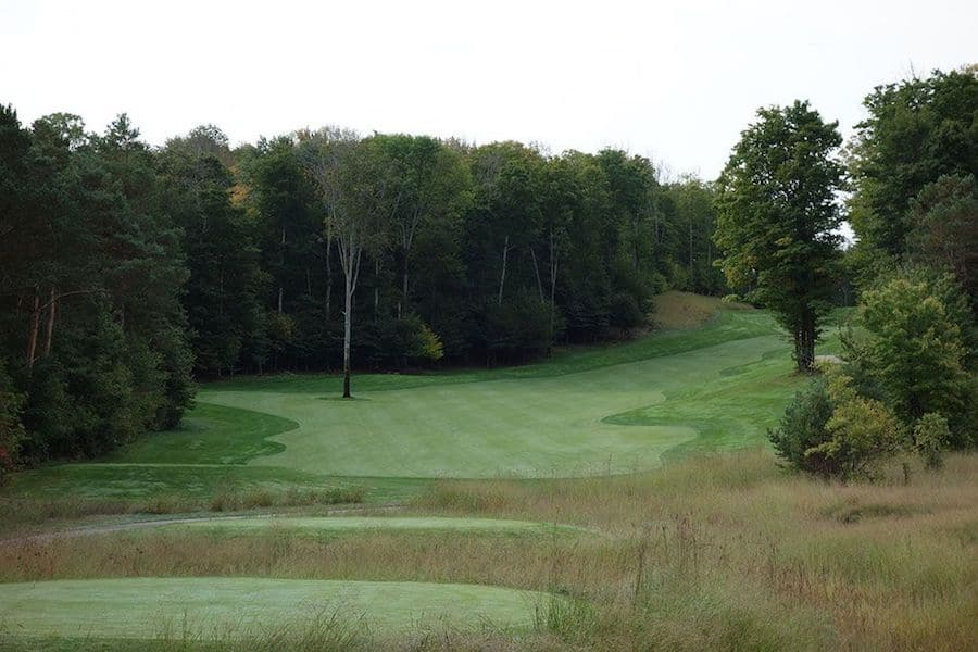 True North Golf Club, golf in Michigan
