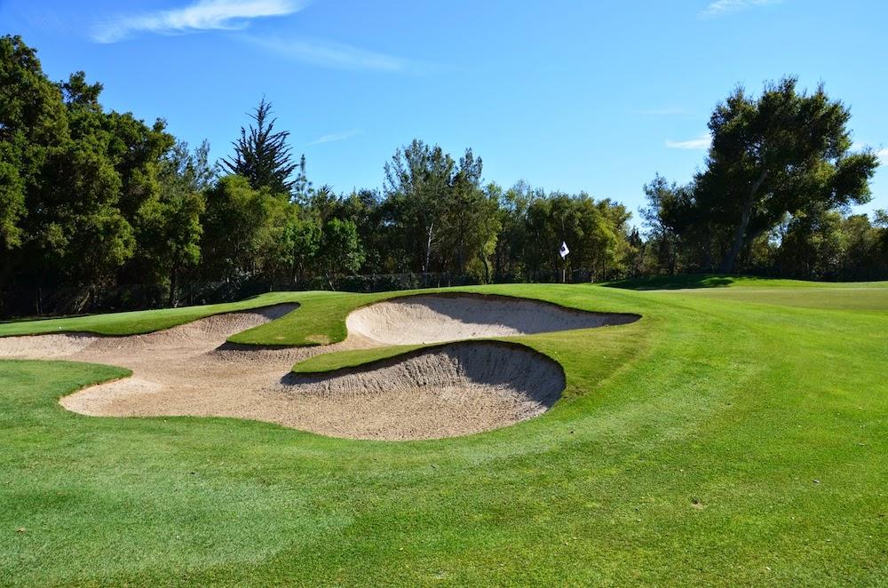 Valley Club Of Montecito, golf in California