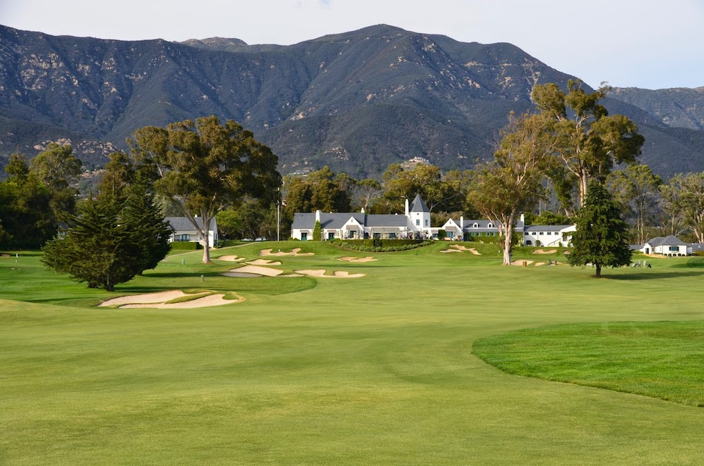 Valley Club Of Montecito, Alister MacKenzie