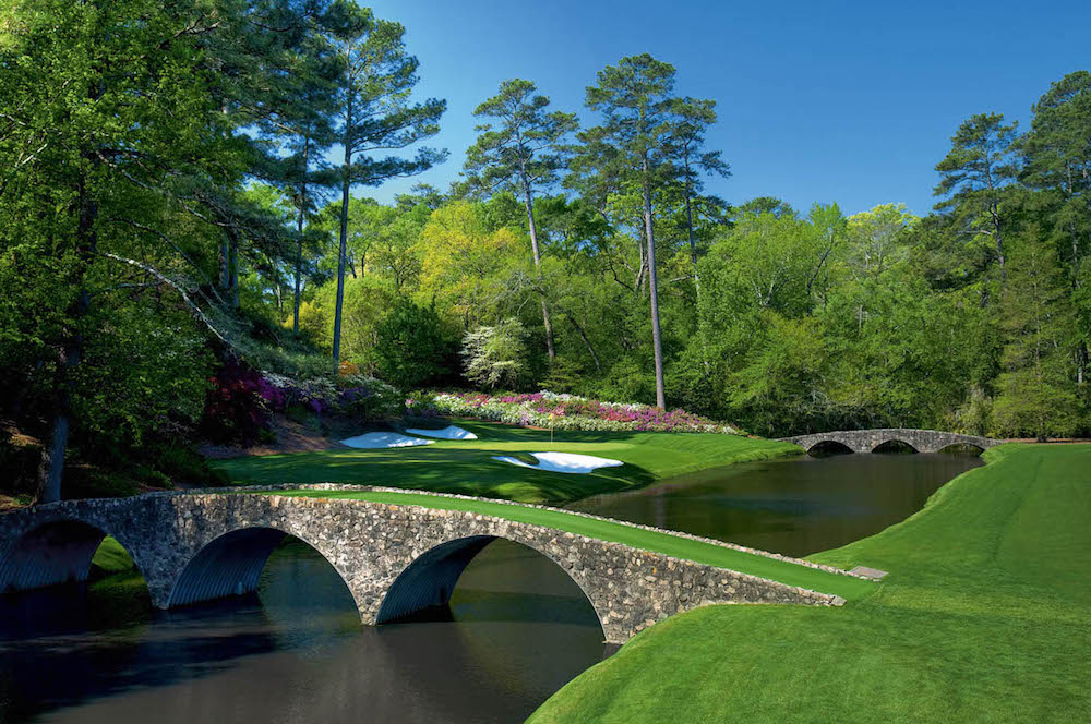 Augusta national golf, golf in georgia