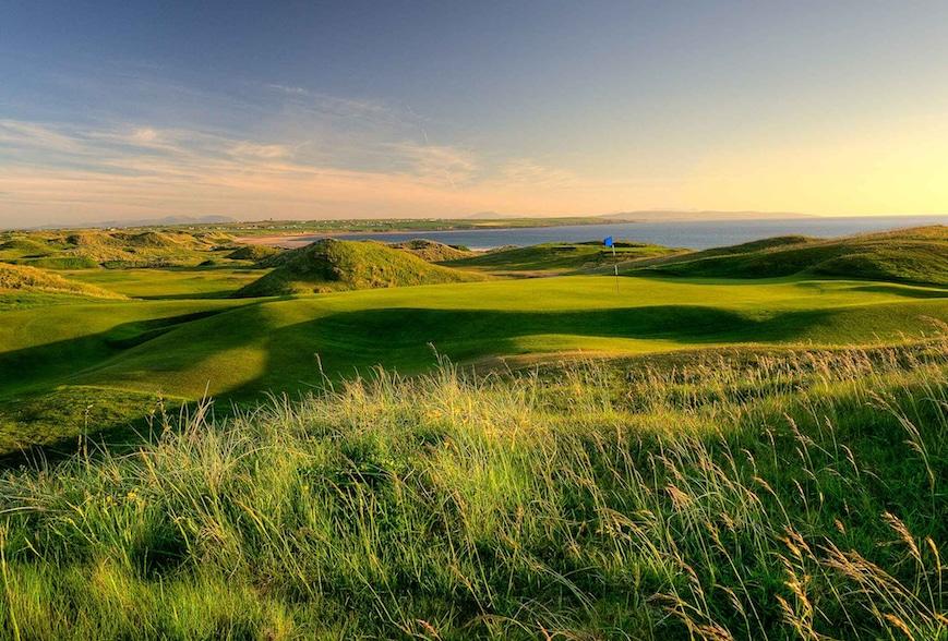 Ballybunion golf club, ireland golf