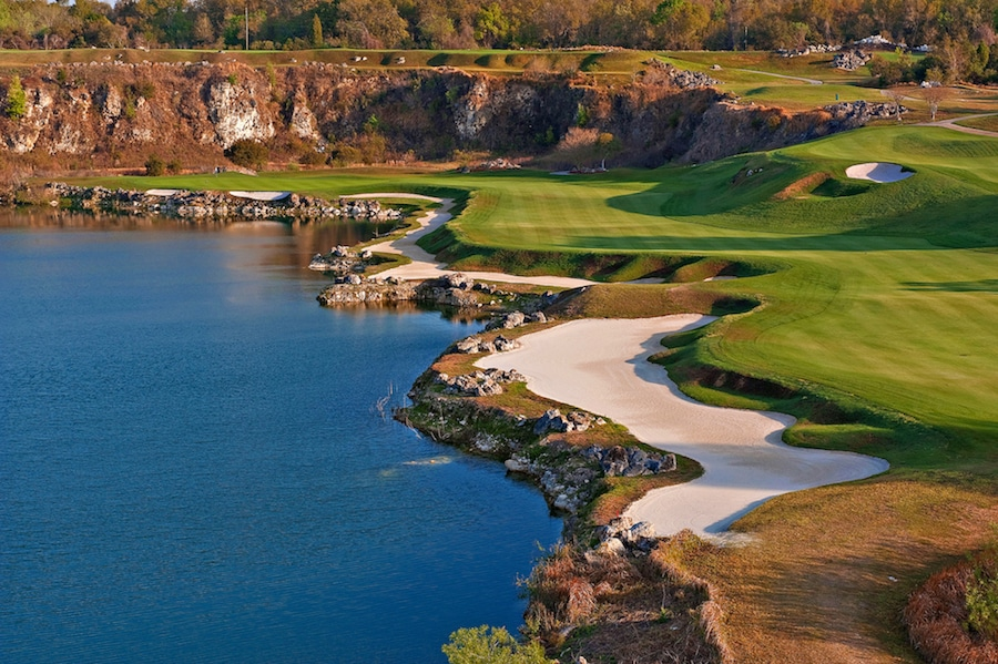 Black Diamond Ranch , tom fazio , florida golf