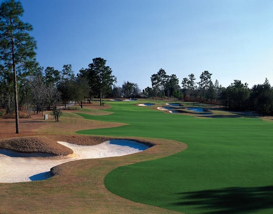 Black Diamond Ranch , golf in florida , tom fazio