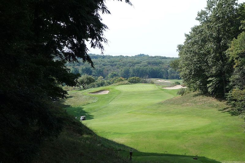 Crystal Downs Country Club, golf in michigan