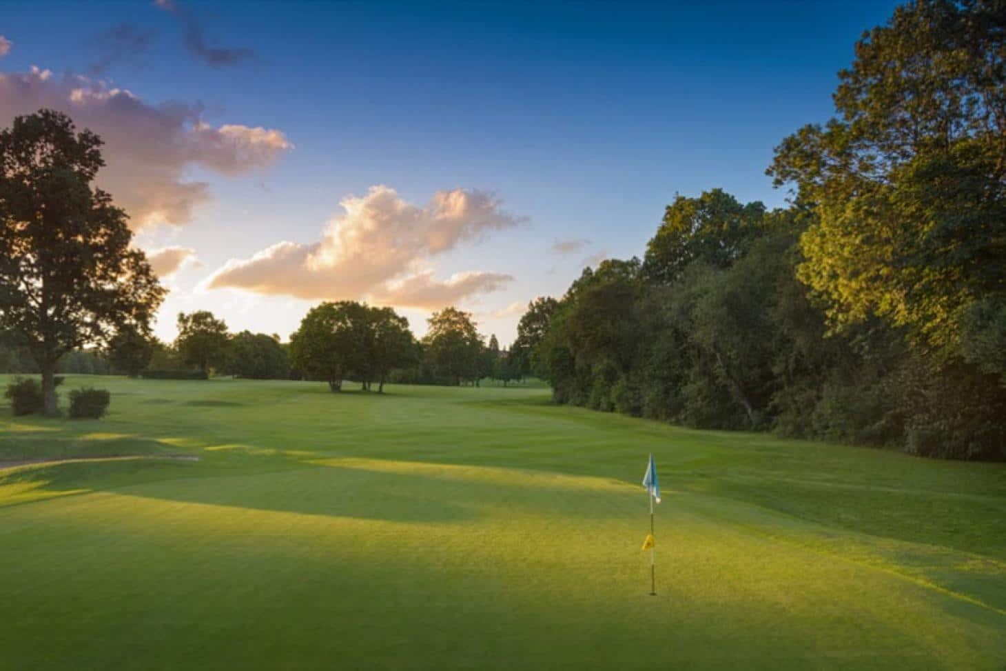 Finchley Golf Club, golf in england