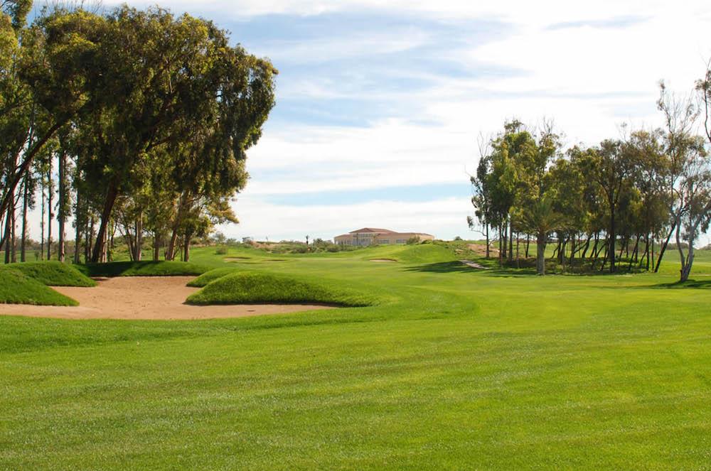 golf de l'océan, golf in morocco