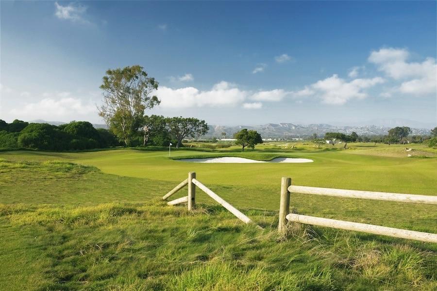 Olivas Links, california golf