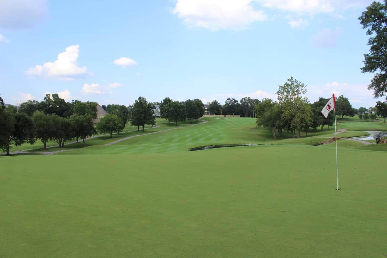 Pinnacle Country Club, golf in arkansas