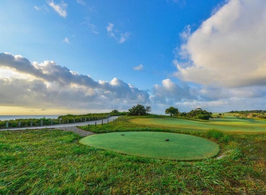 Terravista golf course, brazil golf