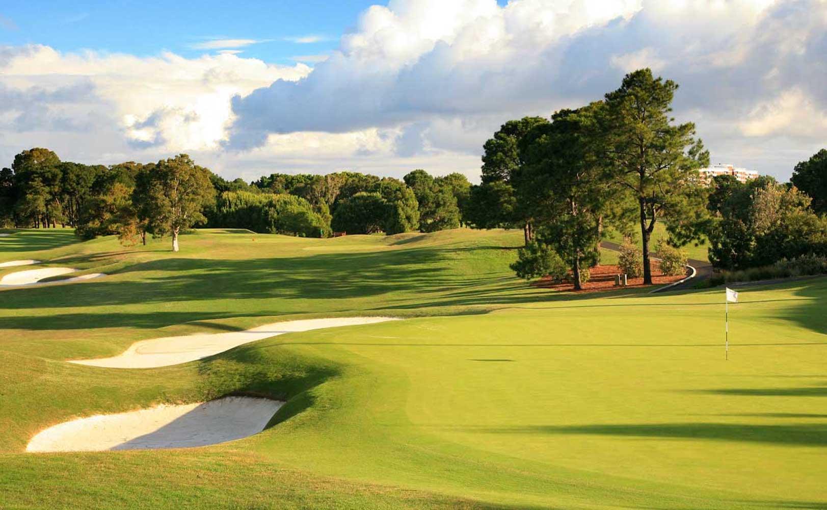The Australian Golf Club Championship In Australia