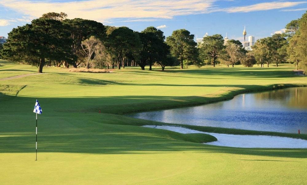 the Australian Golf Club, golf in Australia