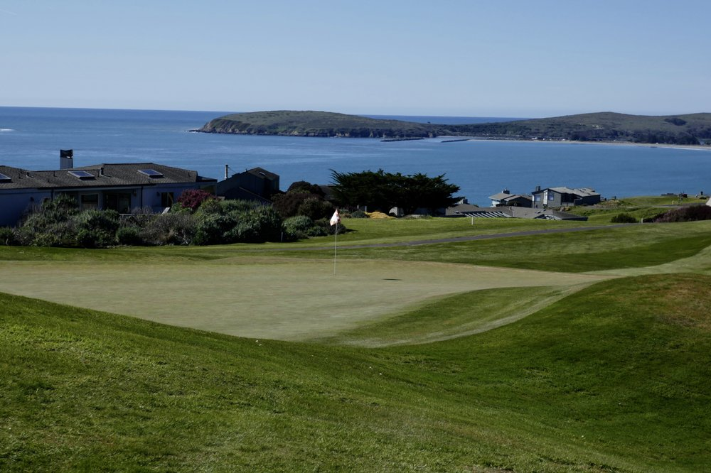 california golf, The Links at Bodega Harbour
