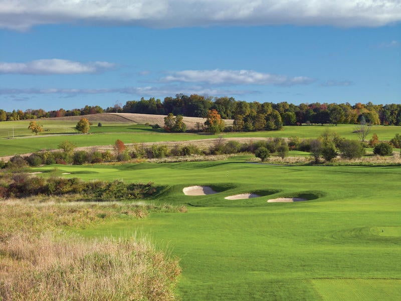 Links At Union Vale, golf in new york