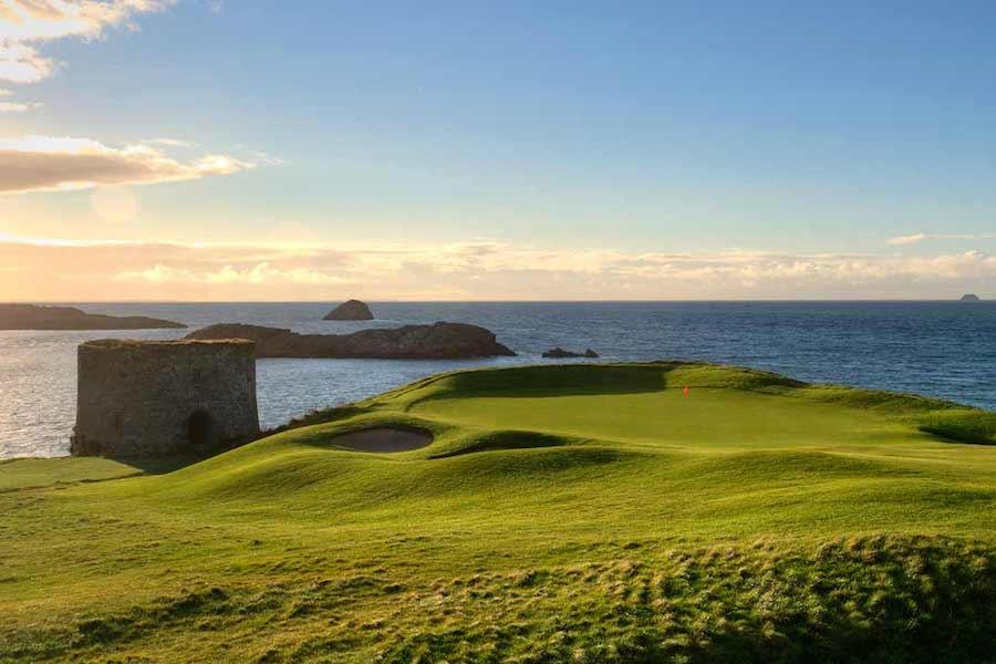 Tralee Golf Club, golf in ireland