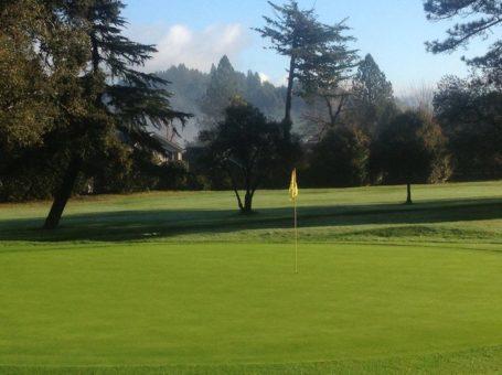 Valley Gardens Golf Course