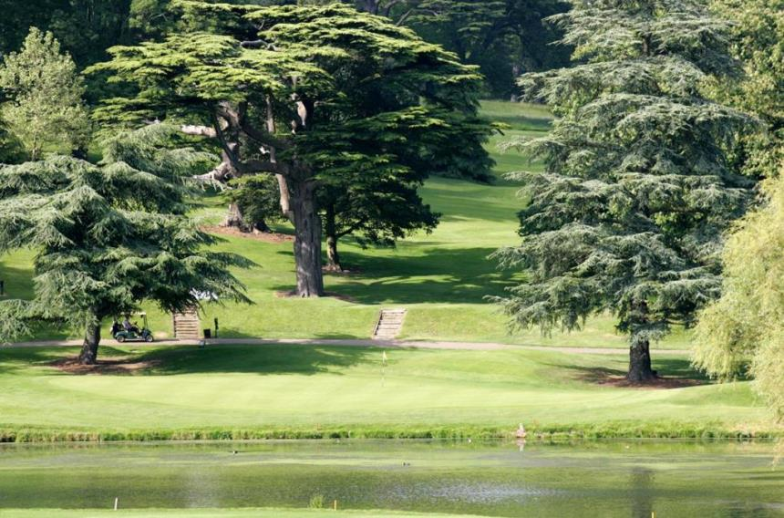 Hertfordshire golf, Brocket Hall Golf Club
