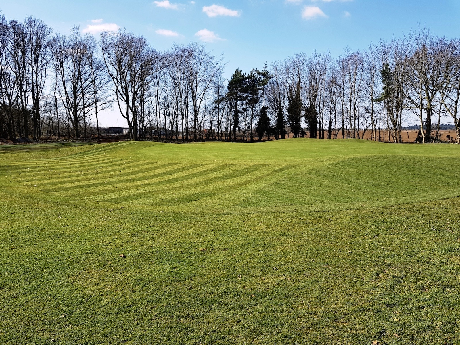 bury saint edmunds golf club  suffolk